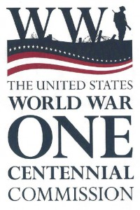 Logo WW1 Centenial commission