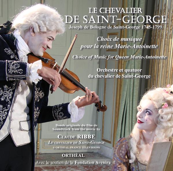 Chevalier De Saint George Allegro Symphonie Concertante Opus 10